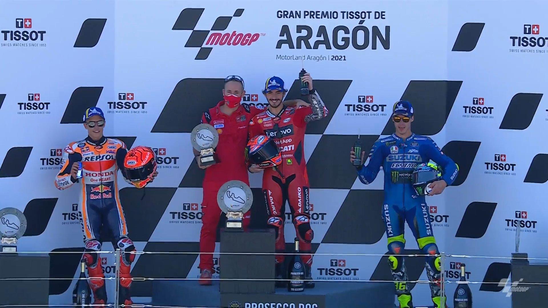 Resultados MRN MotoLeague Gran Premio de Aragón